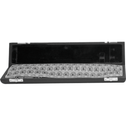 Microfibre BG A66FL protection flûte traversière patte de SI