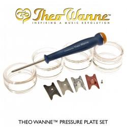 Kit plaques de pression pour ligatures Théo Wanne
