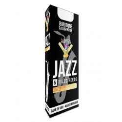 Anches Marca JAZZ Filed pour saxophone baryton