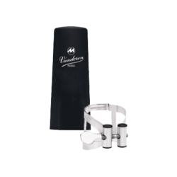LIGATURE SERIE M/O LC54PP VANDOREN POUR CLARINETTE BASSE