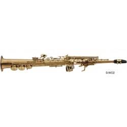Saxophone soprano série Professional S-WO2 adv