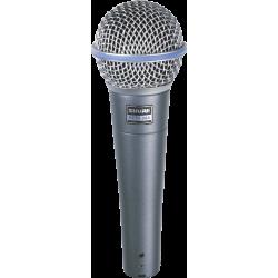 SHURE - SSP BETA58A-Voix - Dynamique Supercardioïde adv