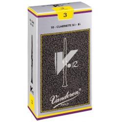 Anches Vandoren V12 CR19 pour clarinettes sib &  La