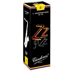 Anches Vandoren ZZ pour saxophone ténor