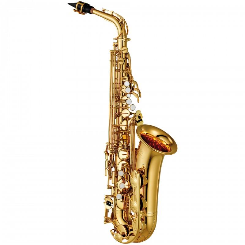 Saxophone alto d'étude Yamaha YAS280 ID verni