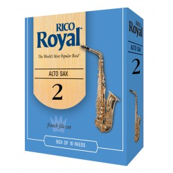 ANCHES RICO ROYAL SAXOPHONE ALTO RJB1035