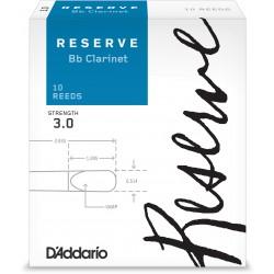 ANCHES RESERVE D'ADDARIO DCR1030 POUR CLARINETTE SIB