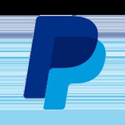 Paiement par CB via Paypal (inscription facultative)
